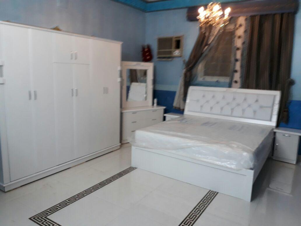 غرف نوم وطني جديد جاهزة للتركيب السعر1800