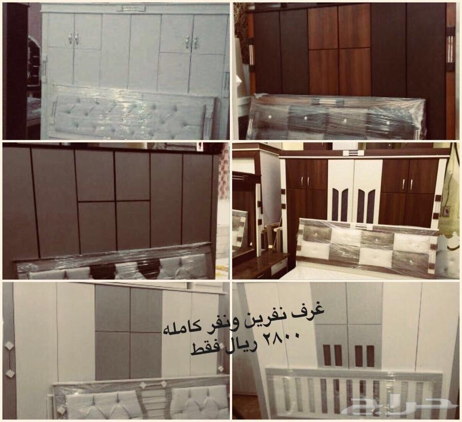 غرف نوم جديده بسعر رخيص جداشامله التوصيل