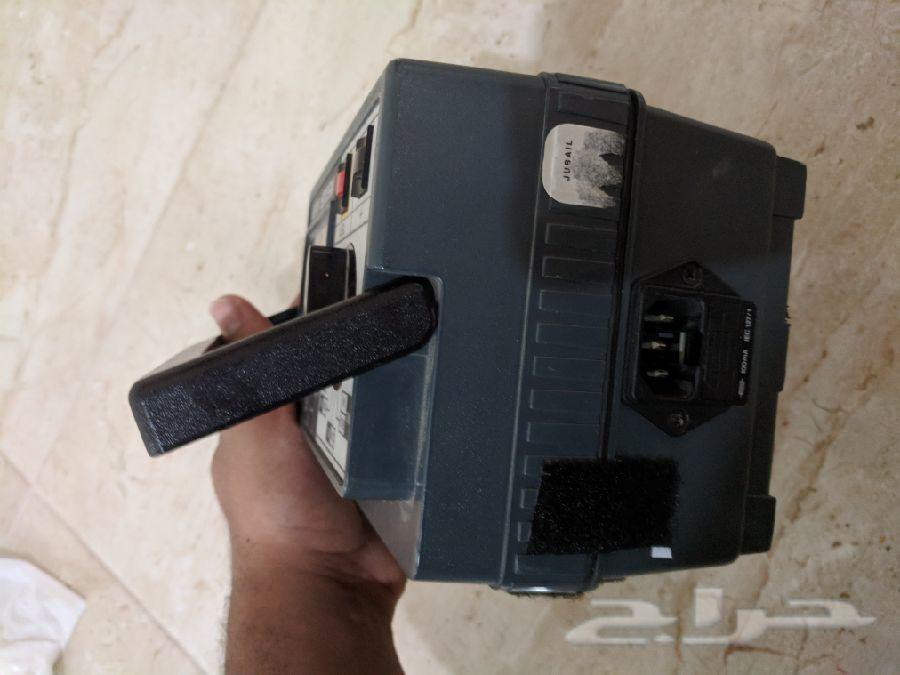 megger mj559 ميجر جهاز لقياس العزل