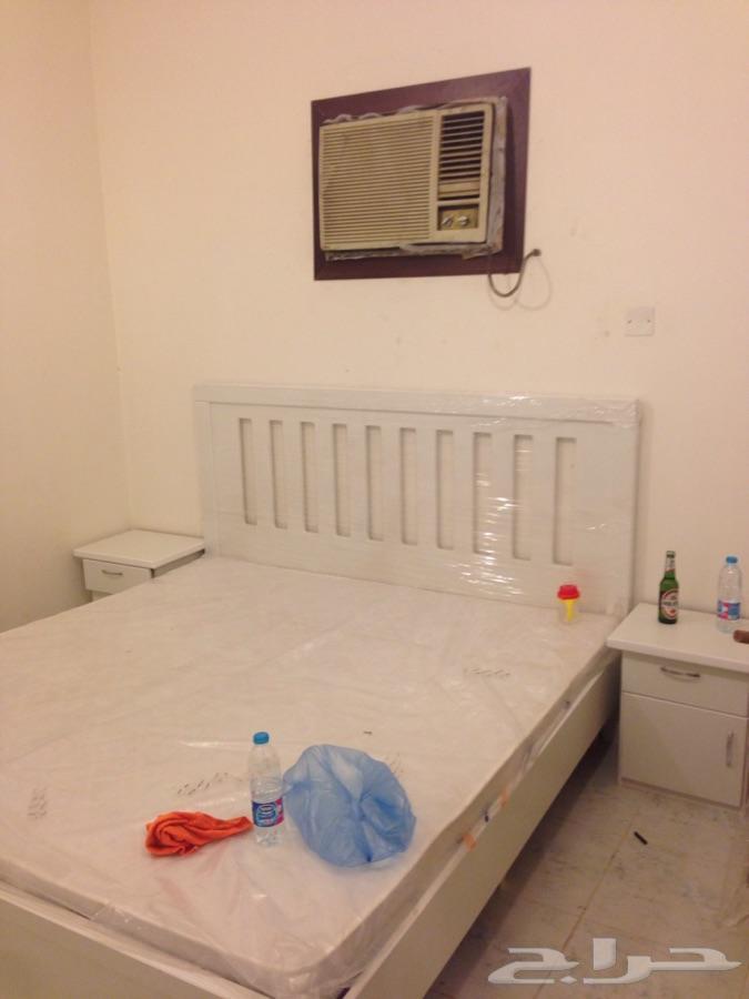 غرف نوم وطني مع التركيب حائل 1800