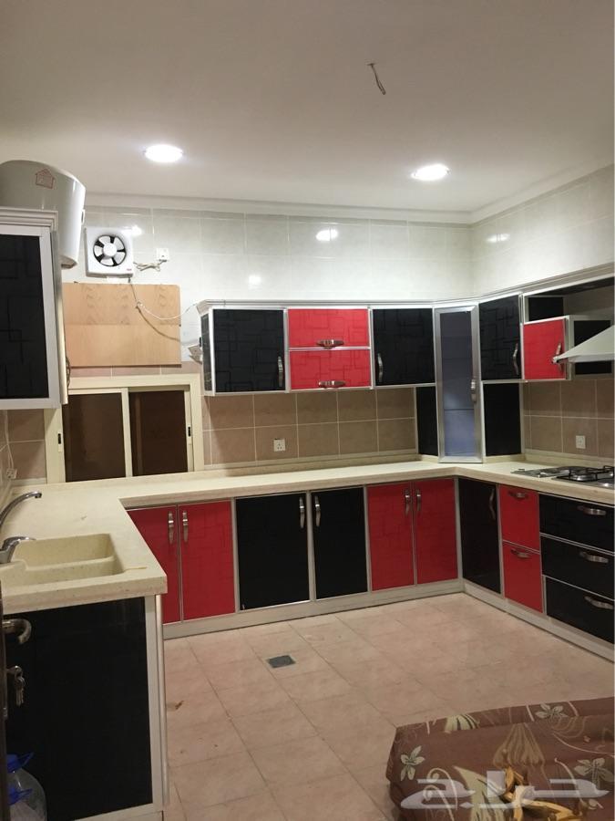 حراج العقار | شقة 5 غرف جديدة المطبخ راكب