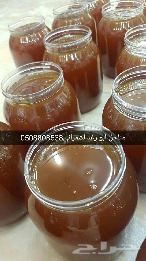 عسل سدر سمره طلح مضمون اصلي وعلى المختبر