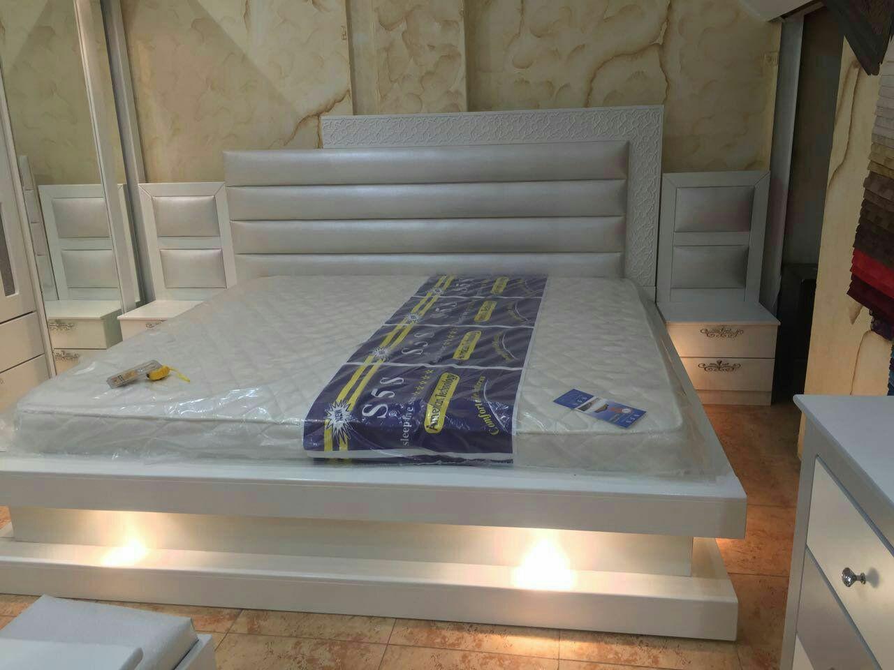 غرف نوم جديده ألوان مختلفه جاهزه وتفصيل وطني
