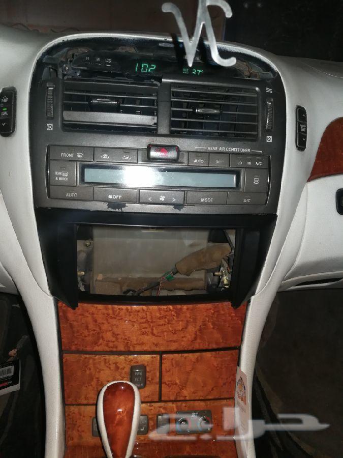 ديكور شاشة لكزيس LS430 مديل 2001 2002 2003
