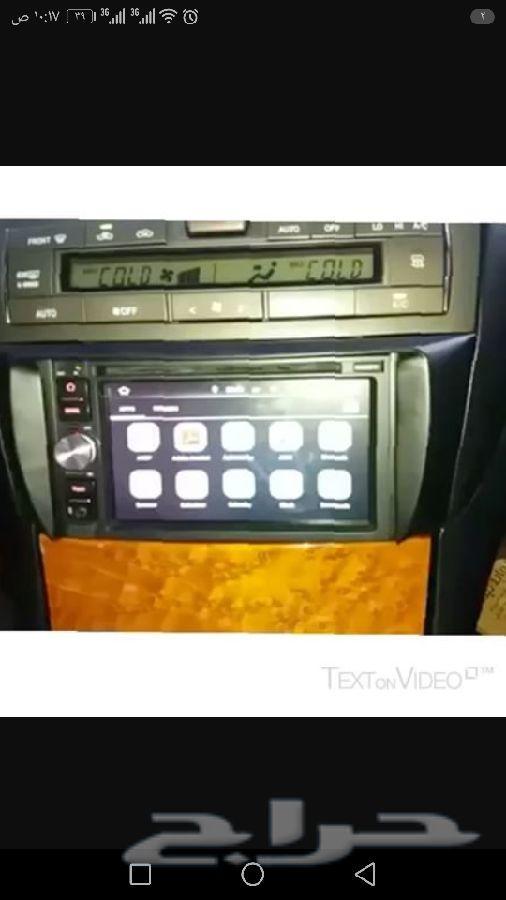 ديكور شاشة لكزس LS430