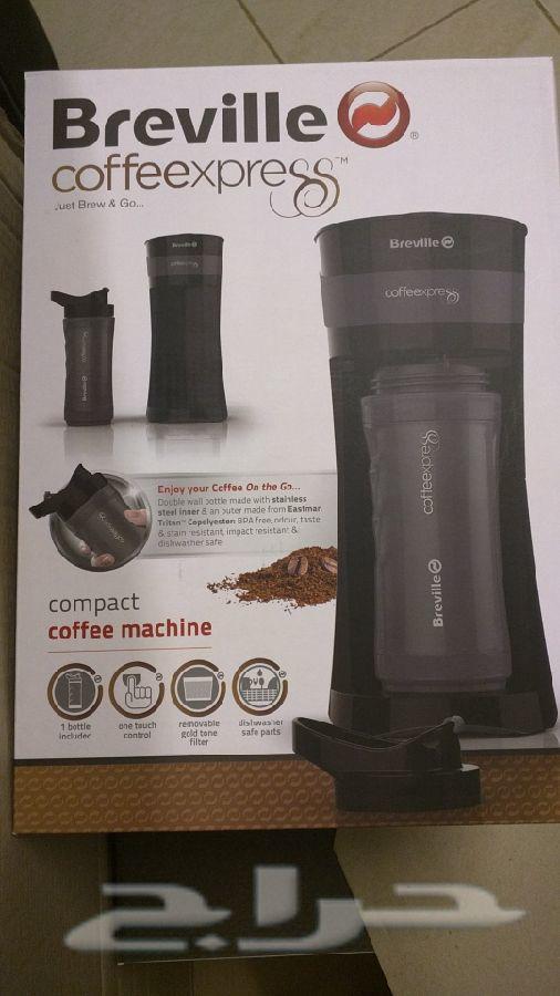 مكينة القهوة بريفيل بلاك كوفي