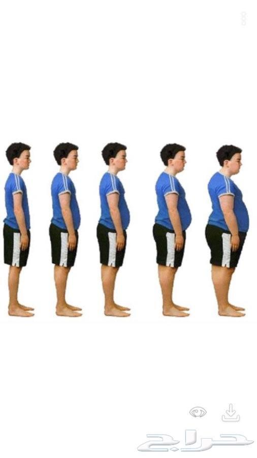 مكونات لتخفيف الوزن في اسبوعان