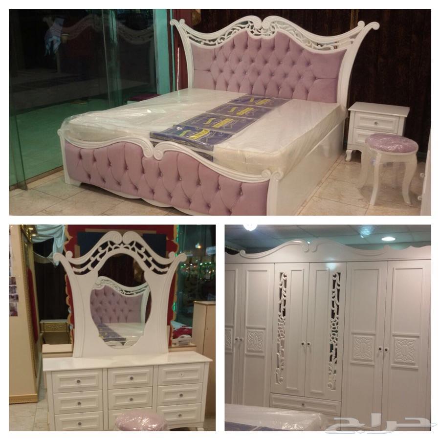 غرف نوم فخمة تفصيل