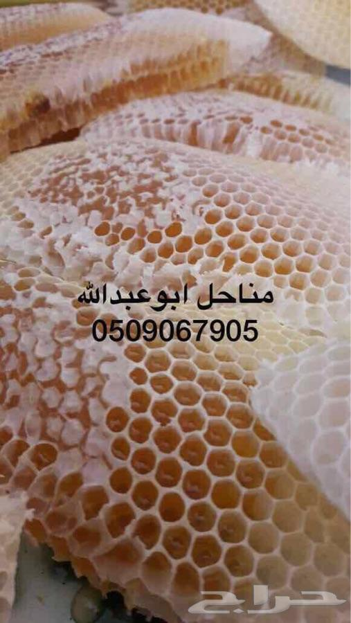 يوجد لدي أجواد انوع عسل السدر