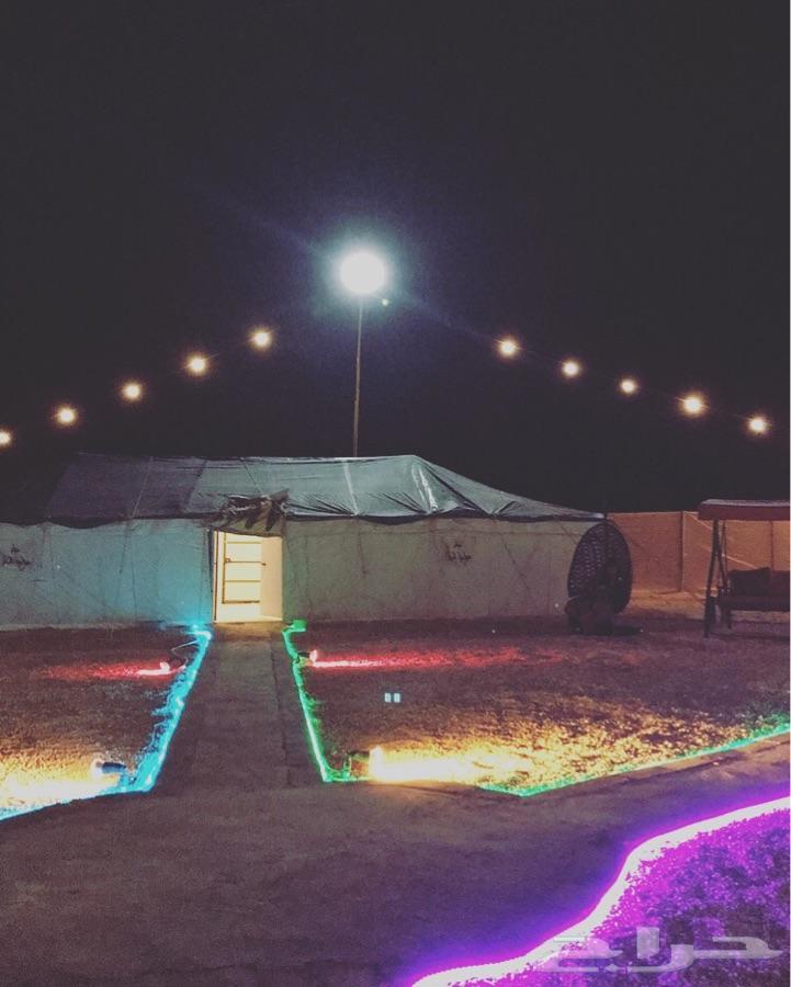 مخيم راقي جدا  القصيم - بريده