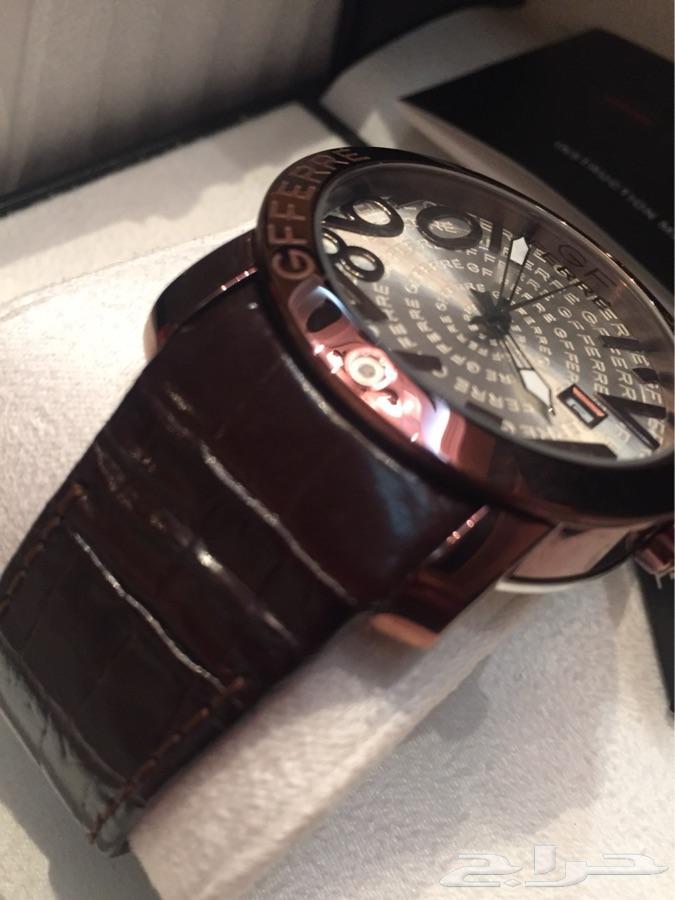 ساعة الماس جيانفرانكو اصلية رجالي