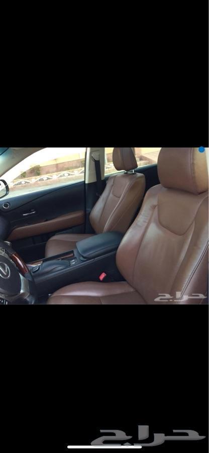الرياض - Lexus rx 2013