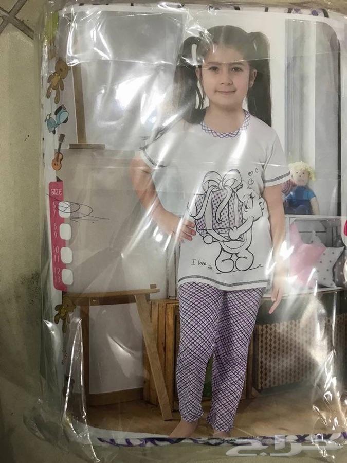 بيجامات اطفال صناعة تركيا