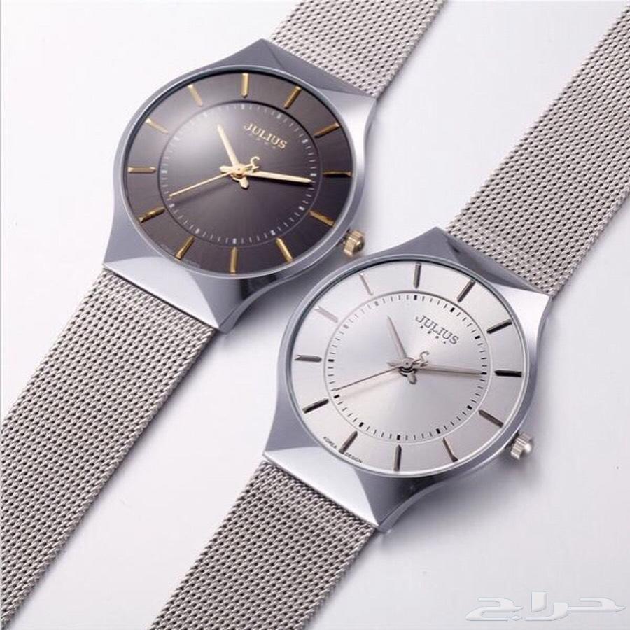تميز مع عرضناالأقوى مع ساعة جوليوس رائعة