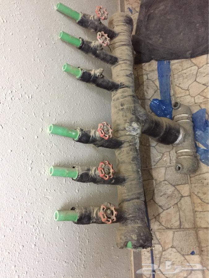 شبكية ماء  hellip من الانابيب الخضراء  hellip سباكة