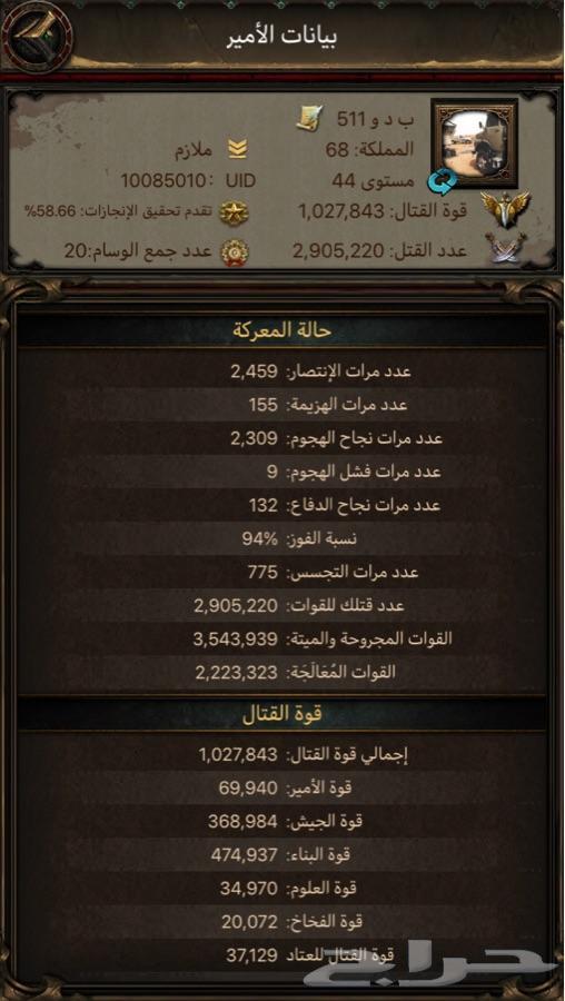 قلعه انتقام السلاطين مستوى 25مملكه68