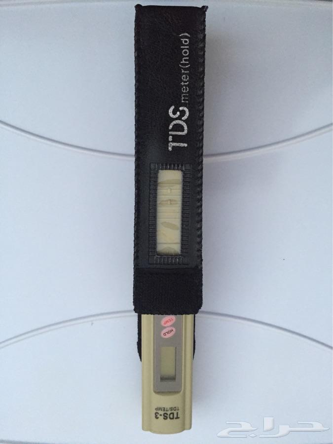 جهاز قياس أملاح الماء