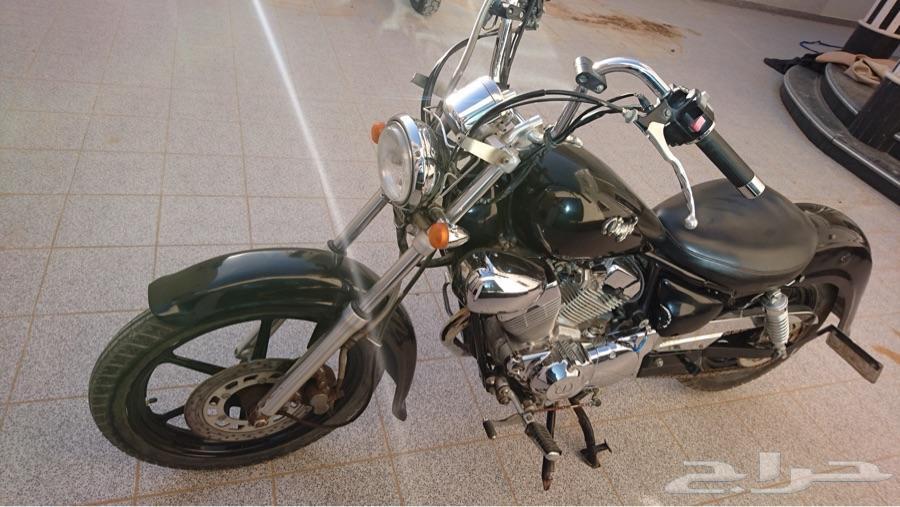 دباب كلاسيك ياماها Yamaha XV250