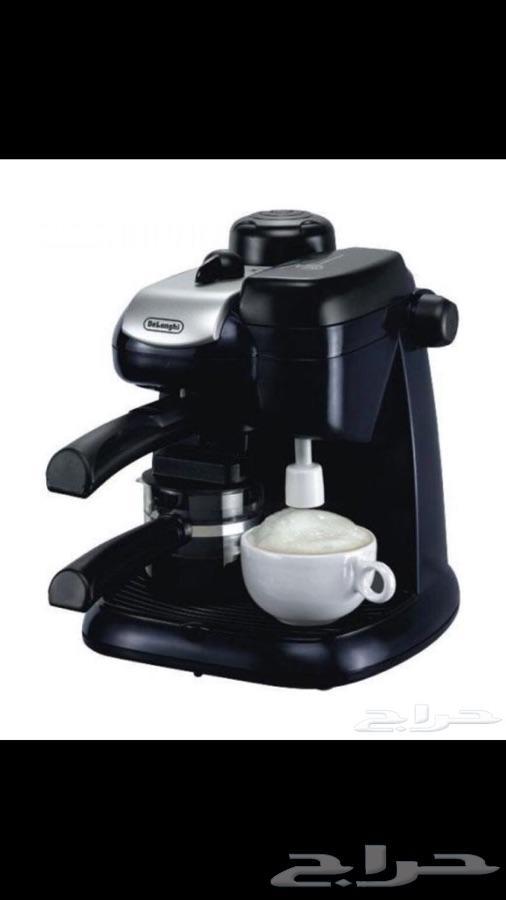 للبيع مكينة قهوه دلوقتي عدد 2