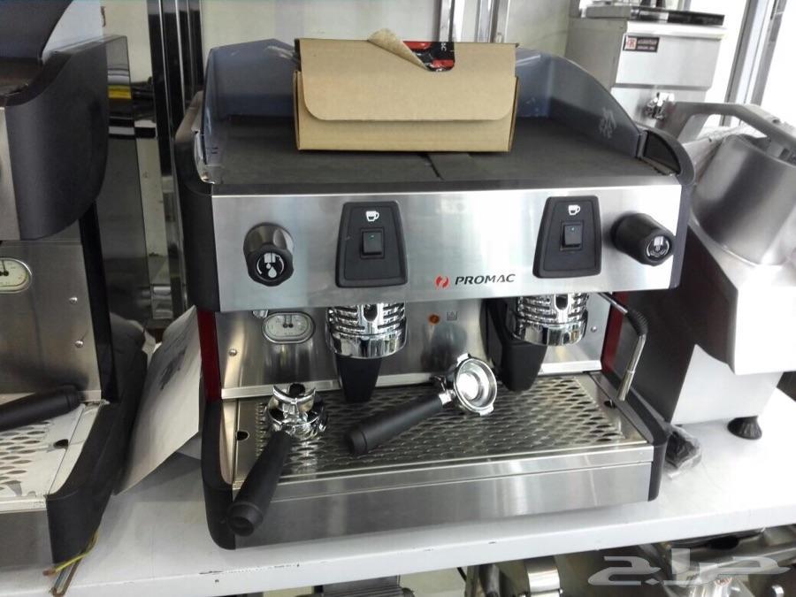 معدات كوفي شوب مكينه قهوه