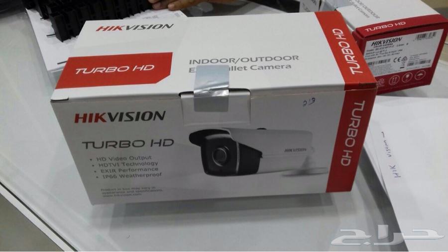 كاميرات مراقبة مع التركيب