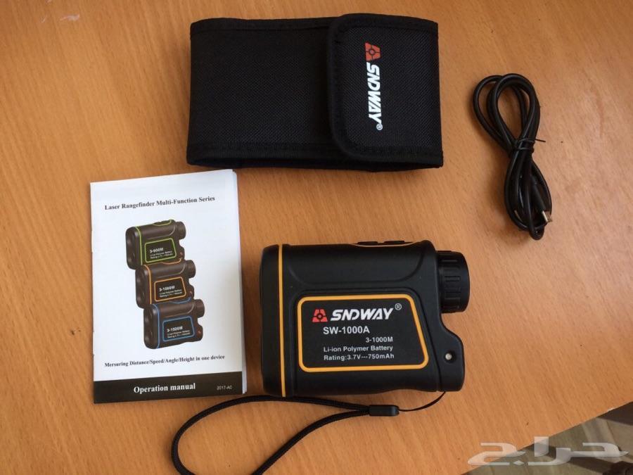 جهاز قياس المسافات 1000م  1 كم من سندوي