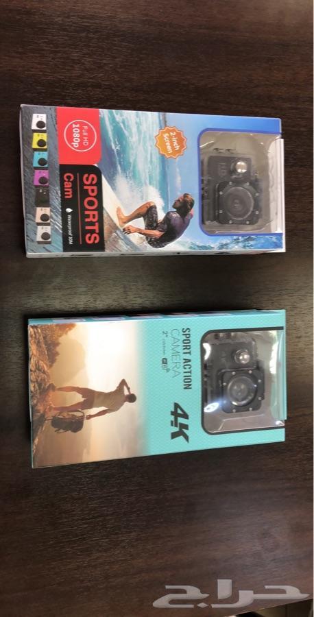 للبيع كميرات جديدة ضد الماء 4K و HD