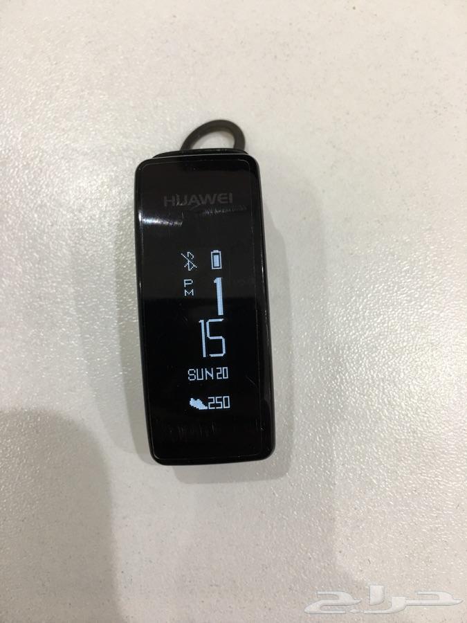 سوار وسماعة هواوي Huawei b3