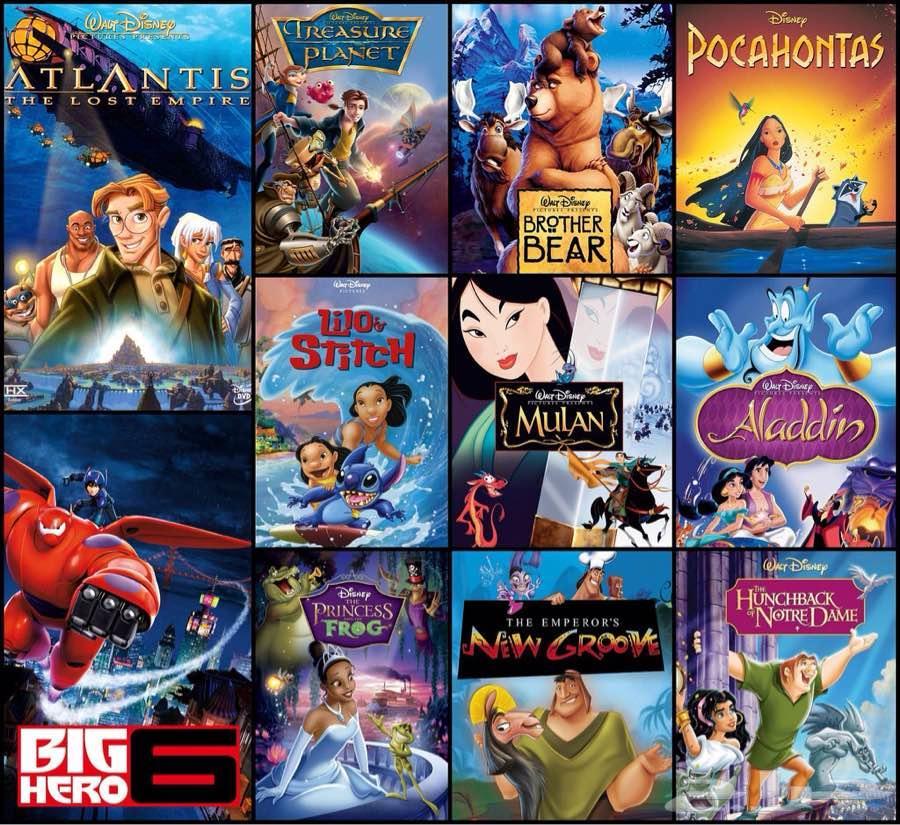 All Cartoon Movies List Dailymotion