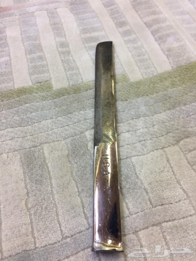 حديدة أمريكية الصنع تصلح سكين