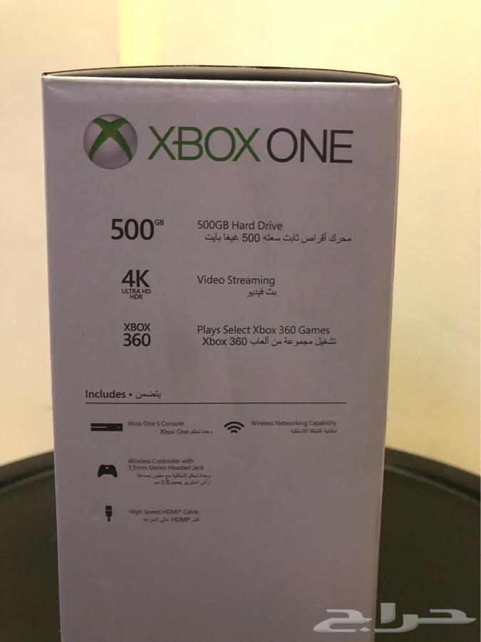 Xbox One 500GB إكس بوكس ون