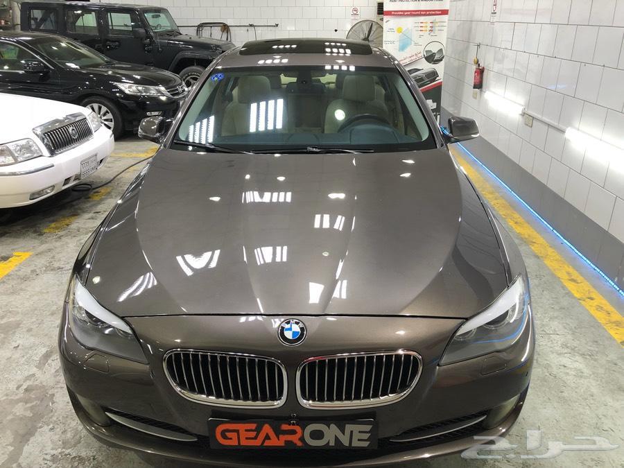 مركز Gear one لتلميع السيارات في الدمام