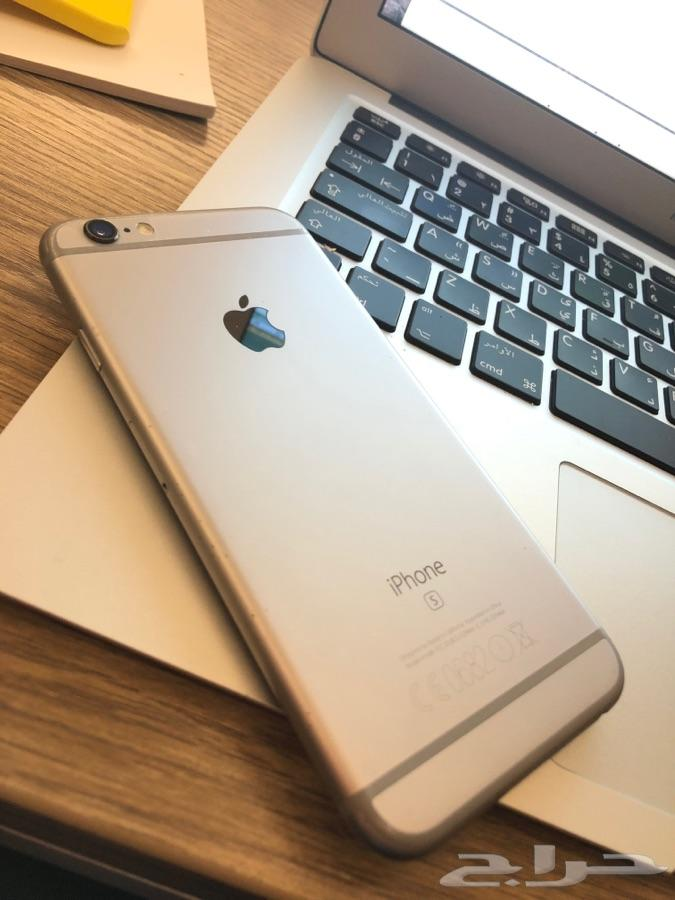 ايفون 6S اسود 128قيقا
