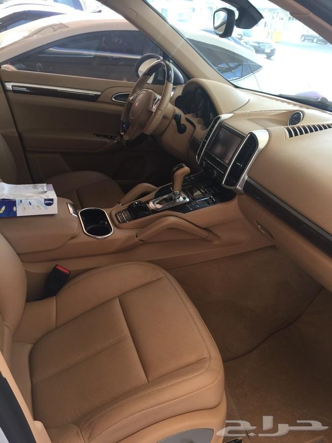 بورش2013م كايين بانوراما V6 بجدة
