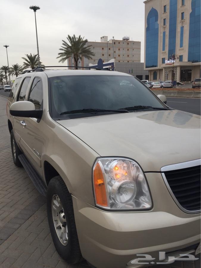 يوكن 2008 سعودي قصير