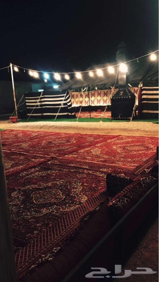 مخيم السلطان للايجار في خميس مشيط