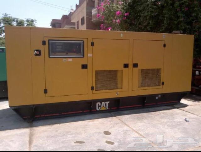 تاجير مولدات كهرباء من 100 الى 1250 kW