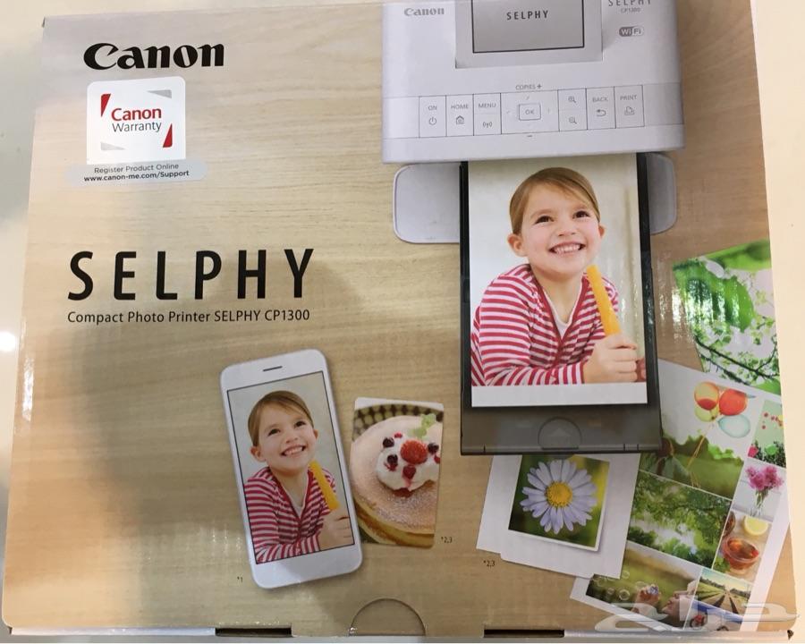 طابعة كانون Canon Selphy CP1300