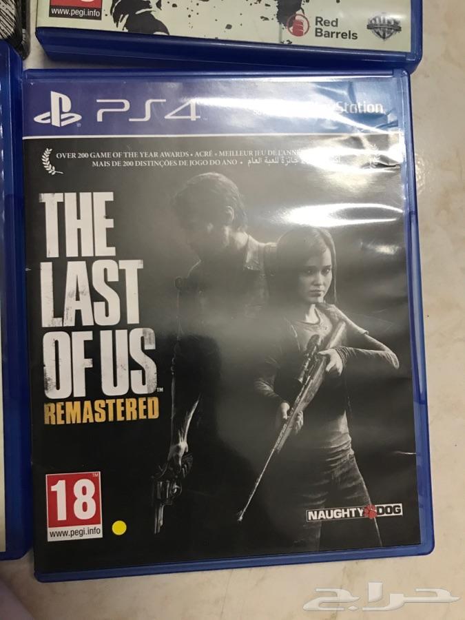 شريط The Last of us