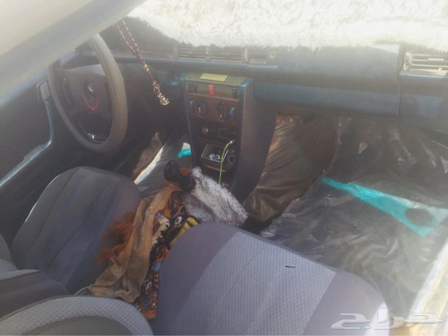 سياره مارسيدس 1987 وكاله كلو شغال