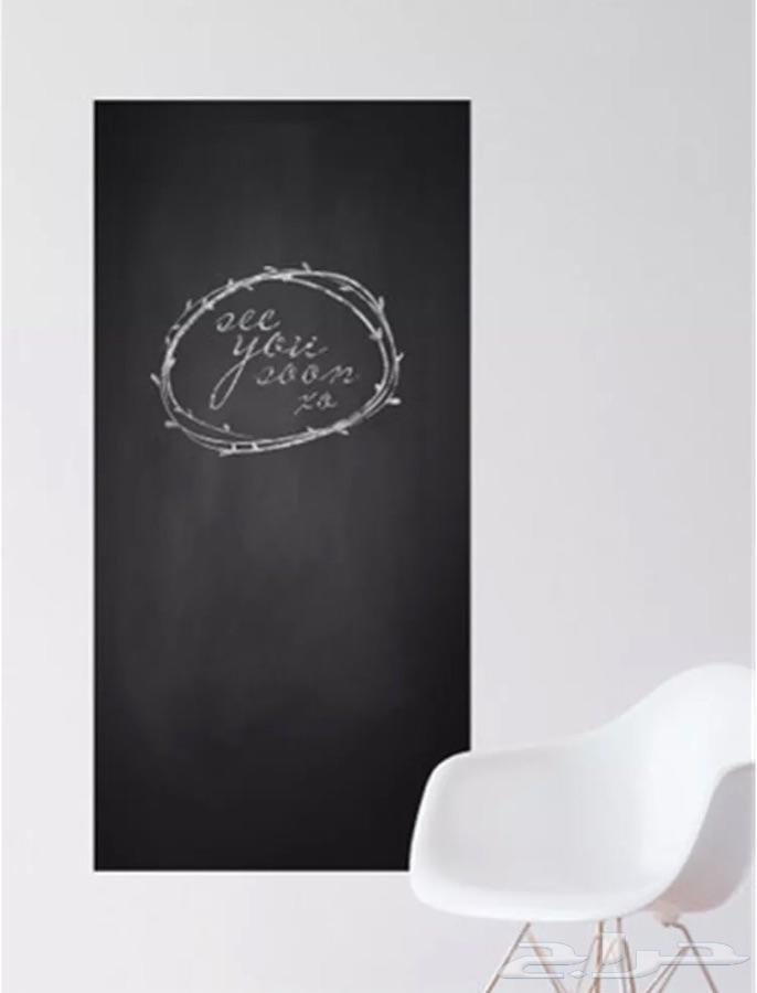 ملصق لتزين الحائط الشكل عصري للديكور