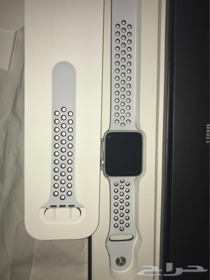 ساعه أبل نايك Apple Watch Nike edition