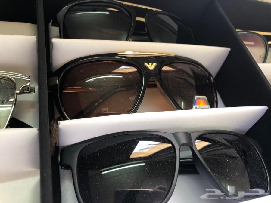 نظارات ماركات عالميه ب 50 ريال