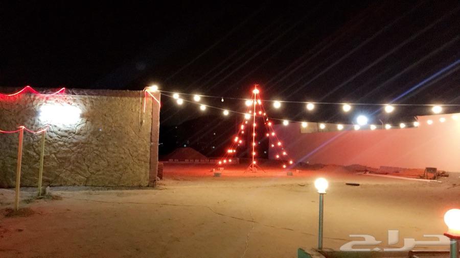 مخيم الحرازات للايجار