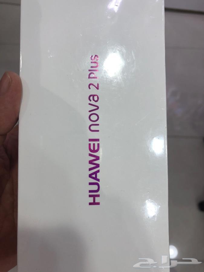 للبيع جهاز ايفون اكس و هواوي نوفا 2 بلس
