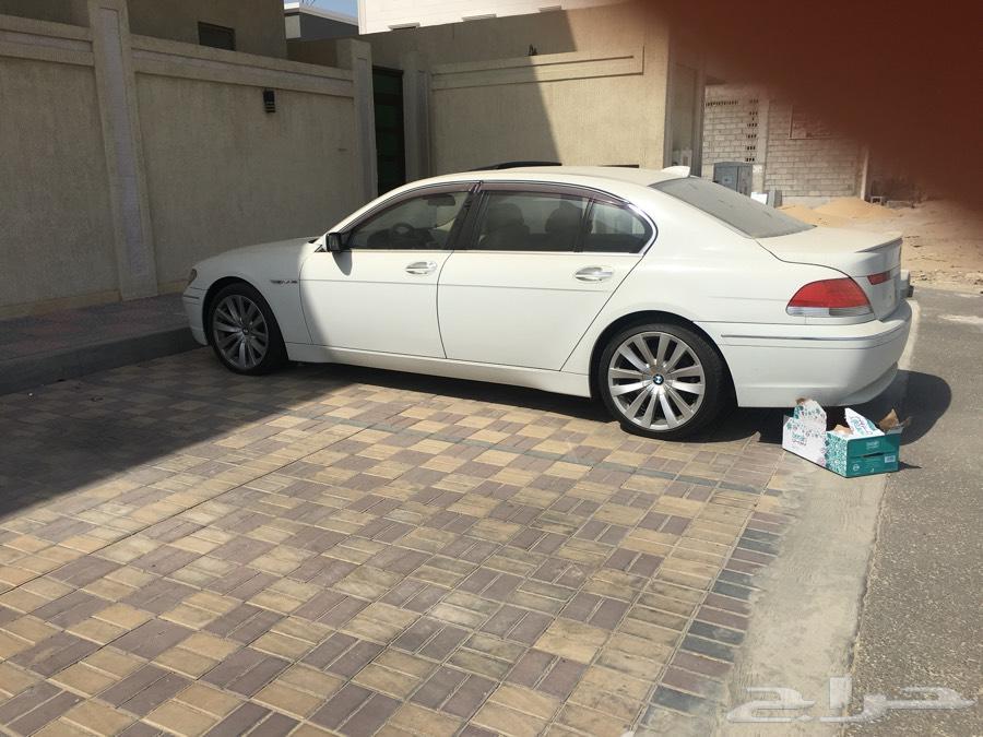 BMW760li 2004