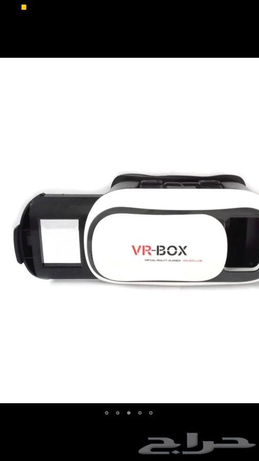 يوجد لدينا نظارات Vr Box بسعر رمزي جدا