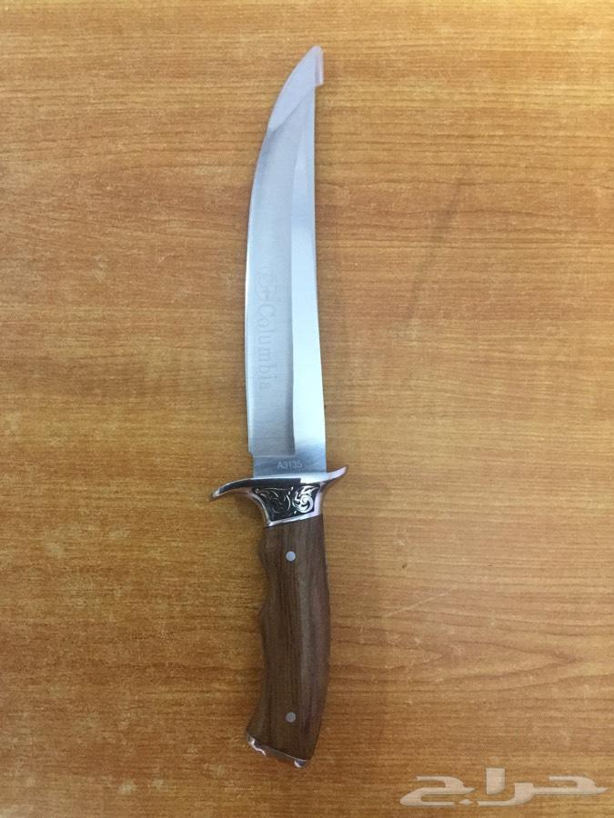 سكين كولومبيا الأمريكي سكين ردادي أوكابي