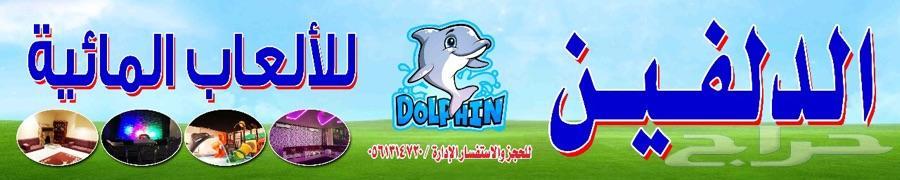 شاليهات الدلفين للألعاب المائية