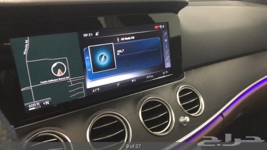 مرسيدس E300 موديل 2017